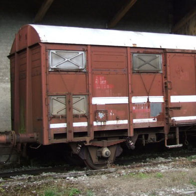 Wagons Couverts G4.2